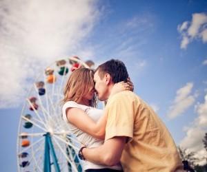 Пара влюбленных фото